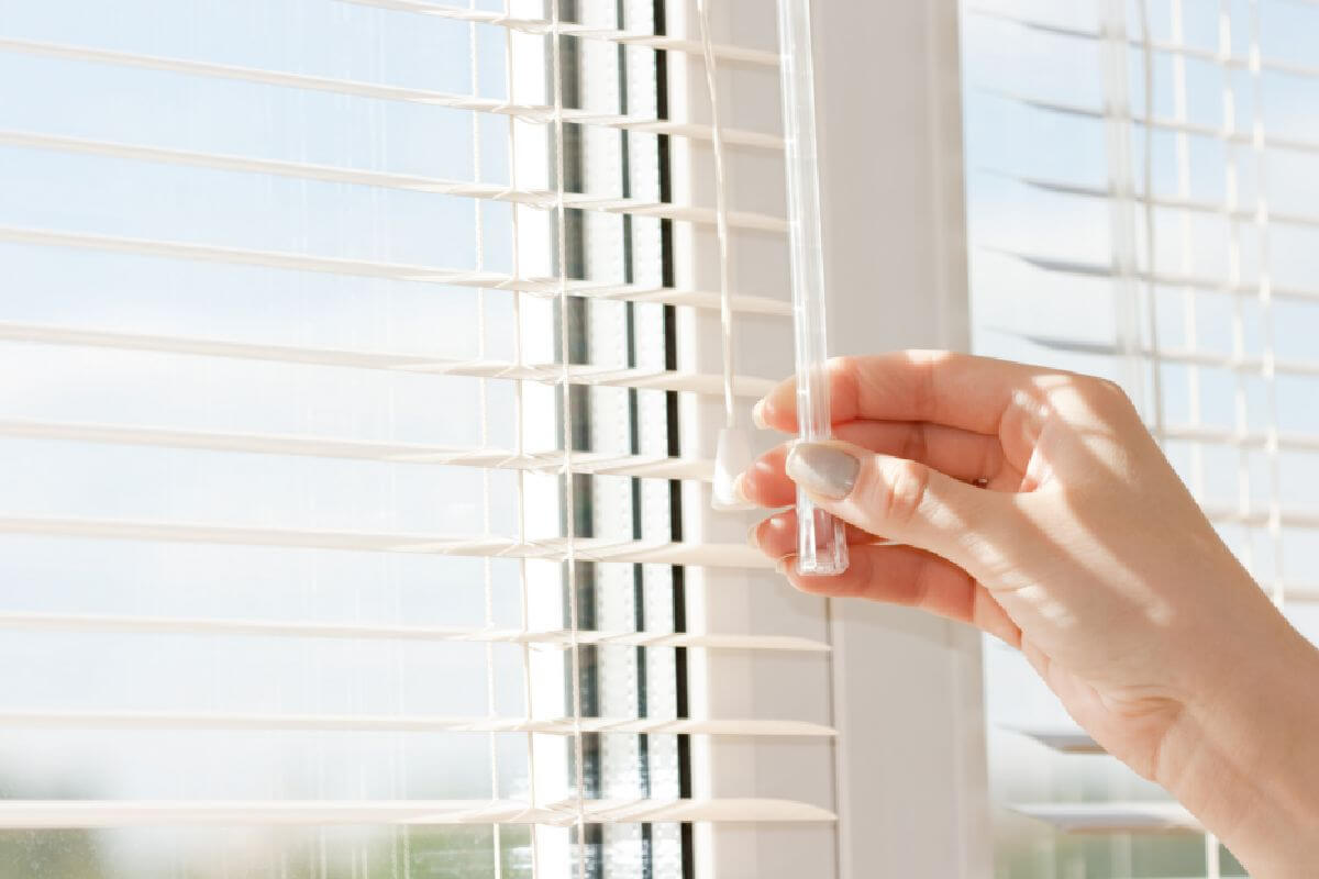 uPVC Window Blinds Cambridgeshire